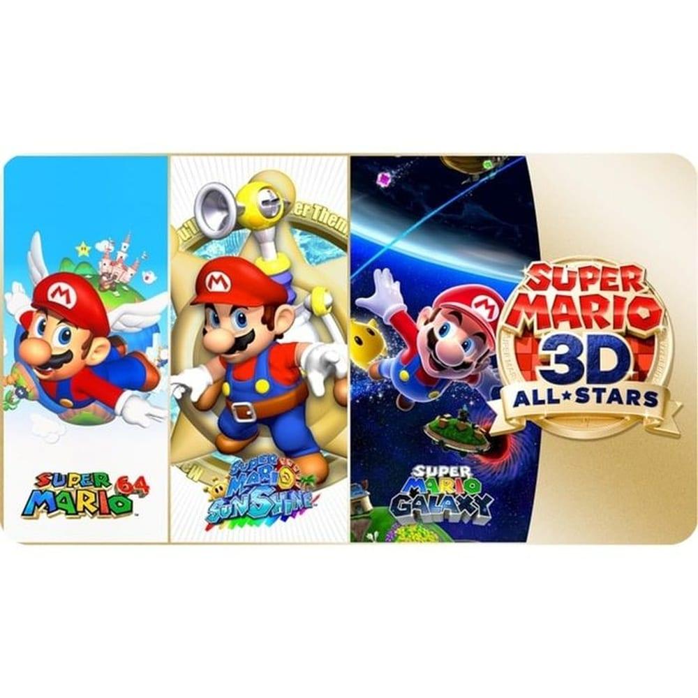 Jogos digitais Nintendo com até 20% de Cashback