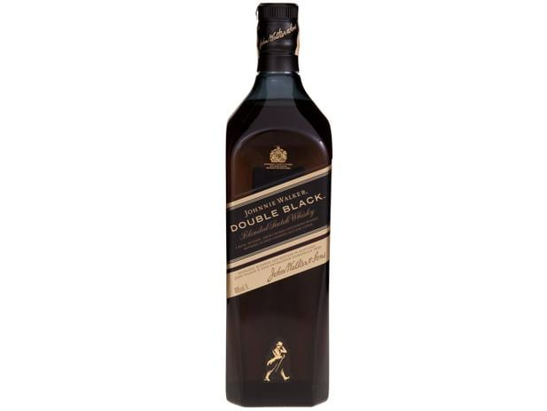 Whisky Johnnie Walker Double Black Escocês 1L