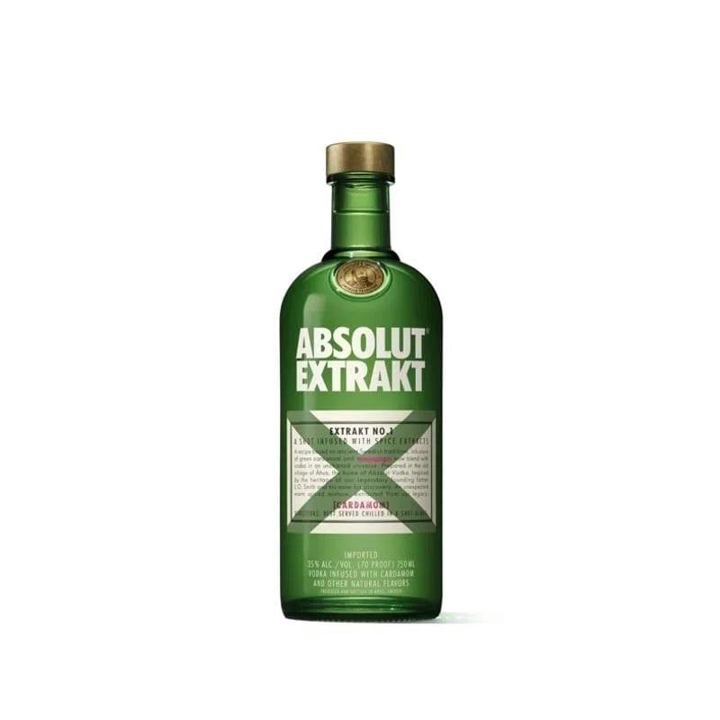 Absolut Extrakt 750ml – Vodka Absolut Extrakt 750ml