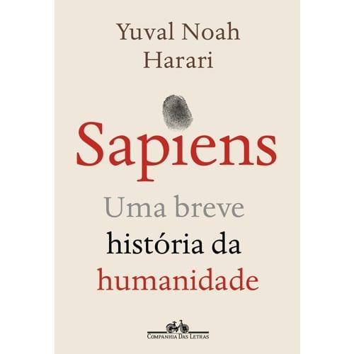 Sapiens Uma breve história da humanidade Capa comum – 13 novembro 2020 Nova edição